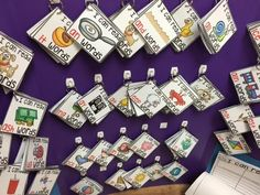 Word Family Flash cards for reference and lessons. Great to have for guided reading and intervention time.