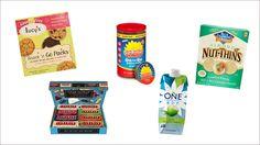 My Favorite Smart Snacks - Simpleigh Cooked Smart Snacks, Lara Bars, Fist Bump, Label, Money, My Favorite Things, Store, News, Big