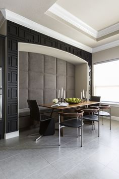 House Tour: A Black Color Palette Will Lure You To The Dark Side