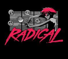 Radical Edward | Cowboy Bebop | TeeFury