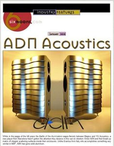 "ADN Acoustics ""The Secret"""