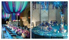 Blue party! #party #blue #casadasamigas #inspiracao