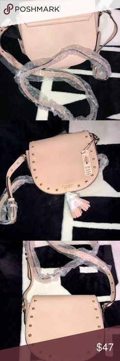 Victoria secret crossbody Light pink VS crossbody PINK Victoria's Secret Bags Crossbody Bags