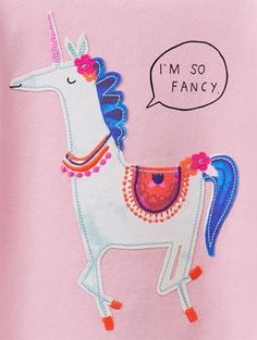 I'm so fancy Unicorn Art, Rainbow Unicorn, Unicorn Illustration, Illustration Art, Alpacas, Im So Fancy, Unicorns And Mermaids, 1 Tattoo, Kids Prints