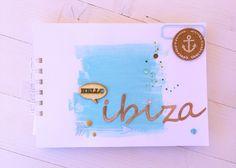 FSN: Ideas: Mini-album con Cartulina Blanca