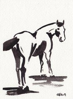 Horse Butt by IckyDog on DeviantArt