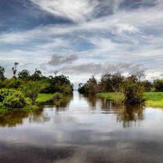 #igerspará #igerspiauí #igersbrasil #BZ_Natureza #picoftheday #photooftheday #bestoftheday #Pará #Brasil #clouds #sky #mirror #nature