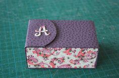 Boîte aux Amandes pour Aline