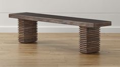 Paloma I Bench | Crate and Barrel