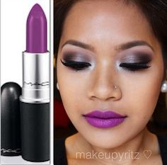 Heroine Mac Lipstick