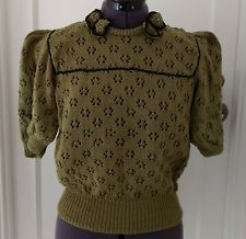 Shop from the world's largest selection and best deals for Women's 1940s Vintage Jumpers & Cardigans. Shop with confidence on eBay!