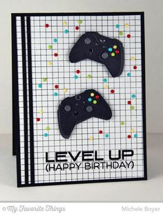 Level Up (Happy Birthday)