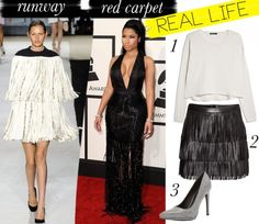 THE GRAMMYS: FROM RED CARPET TO REAL LIFE