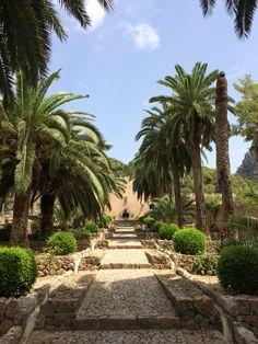 Mallorca Jardines de Alfabia