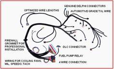 Swap Wiring Harness