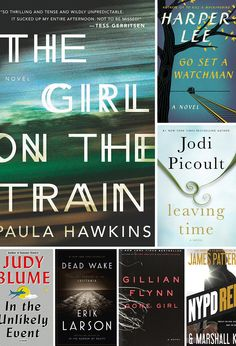 These Were The Most In-Demand New York Library Books Of 2015