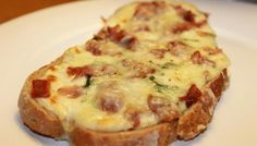 Tartine au fromage et jambon cru - La Voix du Nord