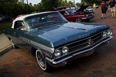 1963 Buick Wildcat Convertible Buick Lesabre, Buick Skylark, Vintage Cars, Antique Cars, 2015 Buick, Buick Wildcat, Buick Envision, Buick Cars, Buick Electra