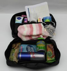 Pre Packed Labour Hospital Birth Bag Handy Maternity Pack Newborn Mum to Be