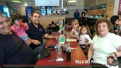 Hoy en Lo de Carlitos Villa del Parque arrancando el Domingo!