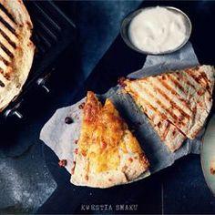 Quesadille – meksykańskie tortille nadziewane i zapiekane