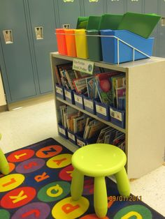 New Adventures in First Grade: Where it Happens Wednesday! Classroom Design, Preschool Classroom, Future Classroom, Classroom Organization, Classroom Decor, Classroom Management, Classroom Layout, Kindergarten, Book Corners