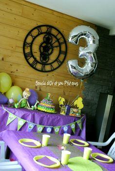 6c0bd7c10450e Organiser un anniversaire pour enfant · Anniversaire Fée Clochette Image  Fée Clochette