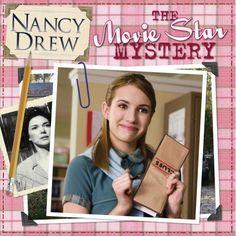Nancy Drew 2007 movie staring Emma Roberts-an excellent film :)