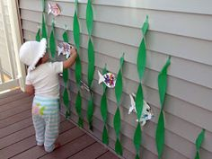 """Tons of Ideas For an """"Under the Sea"""" or """"Little Mermaid"""" Party"""