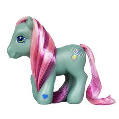 Amigurumi Pequeno Pony : Mi pequeno pony Amigurumis, munecos tiernitos ...