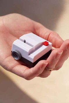 Projecto mini projector gift set