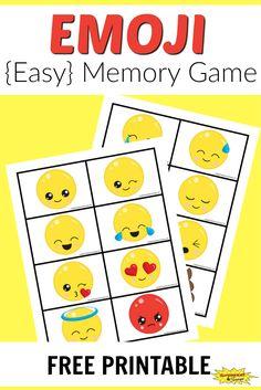 Gargantuan image in printable emoji games