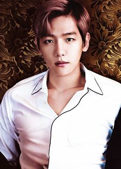 Baekhyun oh so manly