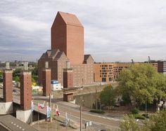 Landesarchiv NRW, Duisburg, Deutschland Architekturbüro O&O BAUKUNST