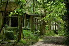Photo of Sanatorium d'Aincourt by Tom Kirsch / opacity.us