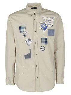Dsquared2 Boy Scout badge set - Multicolour 3IbWDFanBs