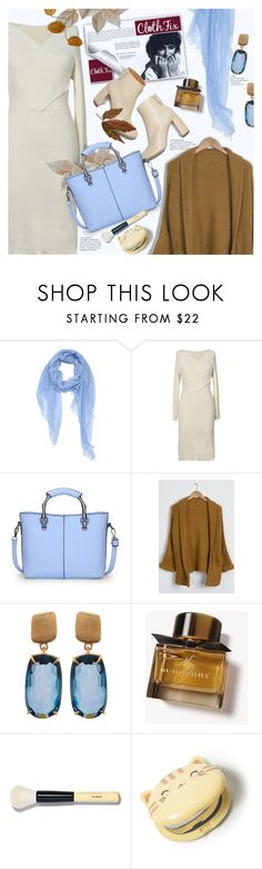 """""""FALL DRESSES WITH CLOTHFIX-SPONSORED CONTEST WIN PRIZES"""" by astromeria ❤ liked on Polyvore featuring STELLA McCARTNEY, Marco Bicego, Burberry and Bobbi Brown Cosmetics"""