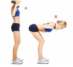 Kalça,arka bacak ve bel kaslarını çalıştırır.