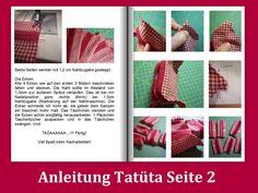 pretty ´n pink: Anleitung Tatüta