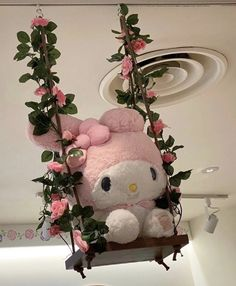 Aesthetic Images, Pink Aesthetic, Aesthetic Wallpapers, Hello Kitty Items, Hello Kitty Wallpaper, Aesthetic Room Decor, Softies, Plushies, My Melody