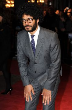 liking the suit and tie combo Richard Ayoade, Nerd Love, Attractive People, Suit And Tie, Suit Jacket, Suits, Men, Style, Bow Tie Suit