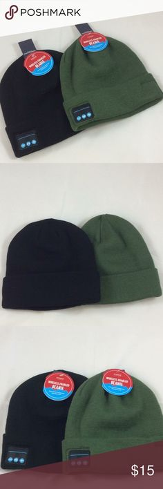 American Eagle Wireless-Enabled Beanie NWT American Eagle wireless-enabled beanie. Both shell and lining 100% Polyester. Soft, comfy, perfect for 🎶 lovers. Mens Large. American Eagle Outfitters Accessories Hats