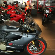 Panigale Senna 1199 Multistrada Monster