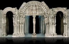 El Pórtico de la Gloria de la Catedral de Santiago de Compostela - Misterio y Sentido