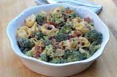 Tortellini Broccoli Salad-103.jpg by From Valerie's Kitchen, via Flickr