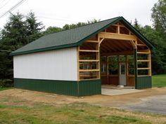 Pole barn garage my 30x40 pole barn garage pics the for 24 x 32 pole barn plans
