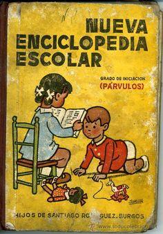 Nueva enciclopedia escolar. Grado de iniciación (párvulos). Hijos de Santiago Rodríguez-Burgos