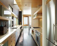 long kitchen - Pesquisa Google