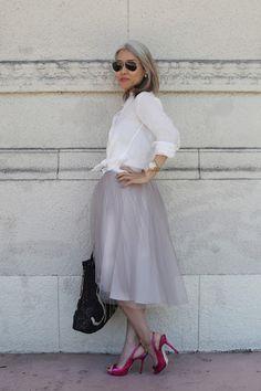 Tu forma de vestir al llegar a los 60 años   Cuidar de tu belleza es facilisimo.com