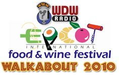 Video: Epcot International Food & Wine Festival 2010 Walkabout & Review - www.wdwradio.com